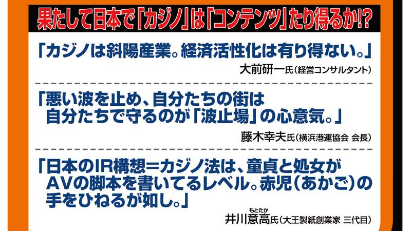 日本の経済論争